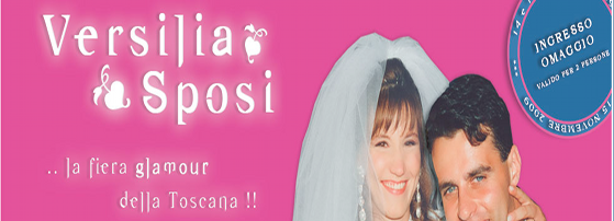 Versilia Sposi weddings in Tuscany