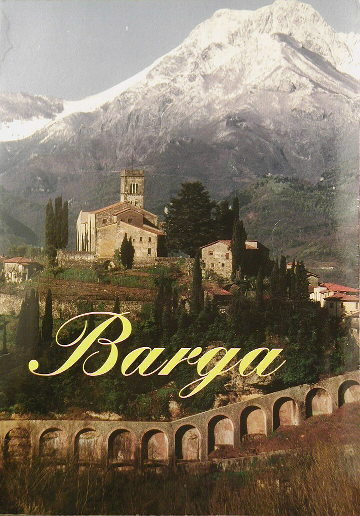 barga chocolate